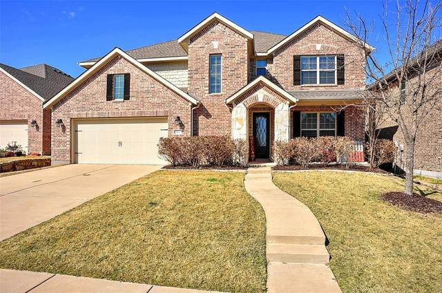2408 Marshbrook Drive, Mckinney, TX 75071 (MLS #14526271) :: All Cities USA Realty