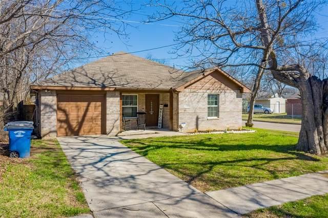 3701 Morris Street, Dallas, TX 75212 (MLS #14526280) :: The Tierny Jordan Network