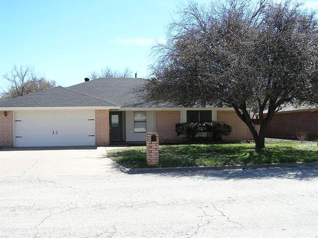 2509 Button Willow Avenue, Abilene, TX 79606 (MLS #14526286) :: Results Property Group