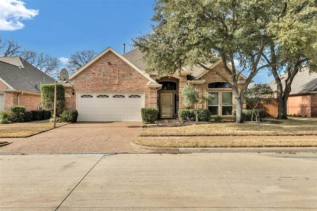 2421 Peach Blossom Court, Bedford, TX 76021 (MLS #14526288) :: EXIT Realty Elite