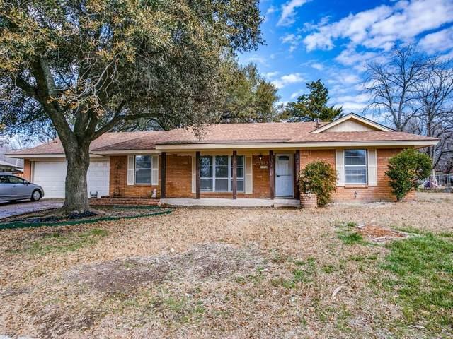 7605 Deborah Lane, Richland Hills, TX 76118 (MLS #14526299) :: The Kimberly Davis Group