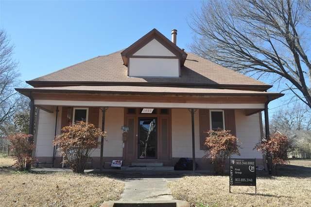 1405 Locust Street, Commerce, TX 75428 (MLS #14526301) :: Robbins Real Estate Group