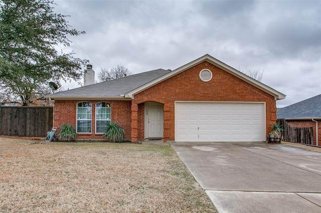 508 Summer Tree Lane, Springtown, TX 76082 (MLS #14526309) :: Maegan Brest | Keller Williams Realty