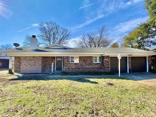 5404 Mack Road, Haltom City, TX 76117 (MLS #14526328) :: The Kimberly Davis Group