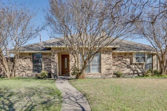 3501 Amber Avenue, Rowlett, TX 75088 (MLS #14526335) :: Team Hodnett