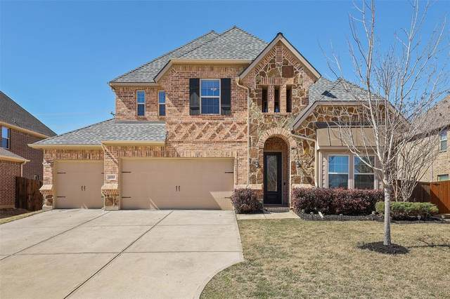 12513 Flowering Drive, Frisco, TX 75035 (MLS #14526413) :: Lisa Birdsong Group | Compass