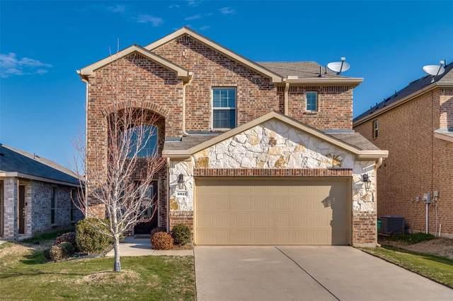 8817 Deadwood Lane, Aubrey, TX 76227 (MLS #14526427) :: The Chad Smith Team