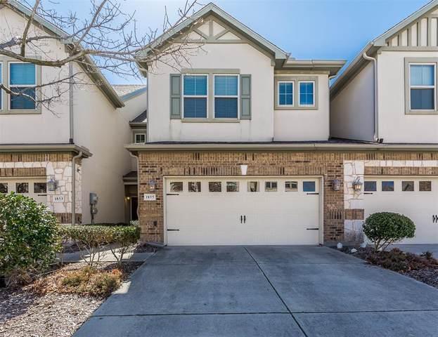 1855 Villa Drive, Allen, TX 75013 (MLS #14526430) :: Lyn L. Thomas Real Estate | Keller Williams Allen