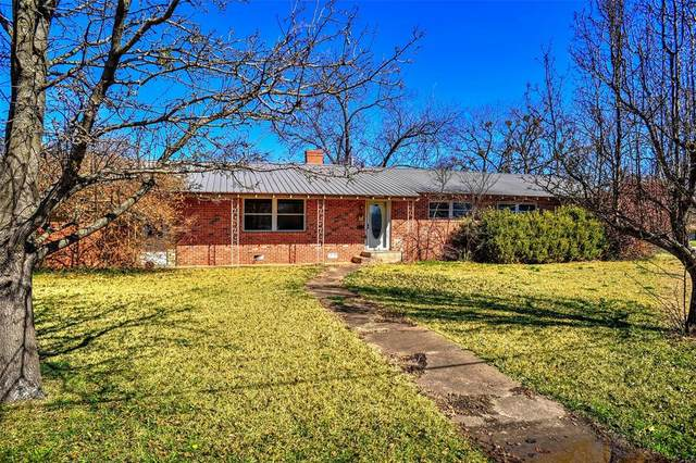 805 Pecan Street, Honey Grove, TX 75446 (MLS #14526474) :: All Cities USA Realty