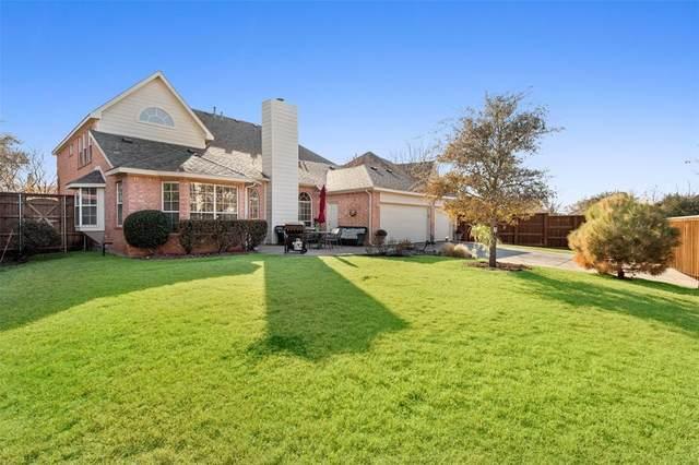 1216 Newberry Drive, Allen, TX 75013 (MLS #14526507) :: Lyn L. Thomas Real Estate | Keller Williams Allen