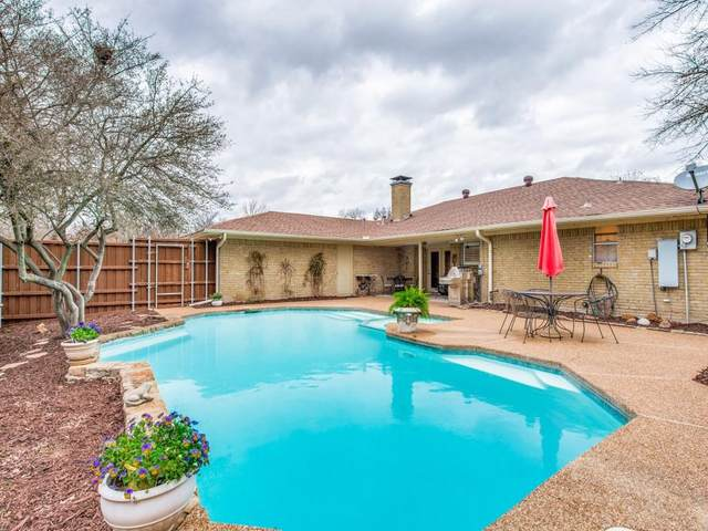 2716 Glencliff Drive, Plano, TX 75075 (MLS #14526525) :: The Chad Smith Team