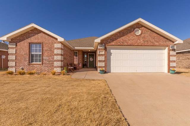 234 Cotton Candy Road, Abilene, TX 79602 (MLS #14526545) :: Results Property Group