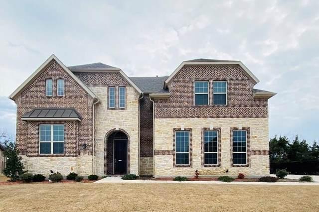 2284 Brooks Trail, Heath, TX 75126 (MLS #14526596) :: The Good Home Team
