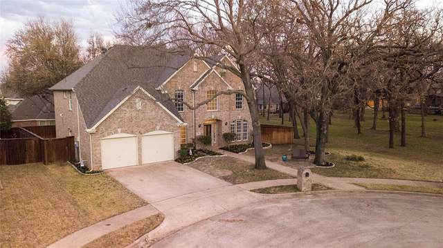 3200 Steeple Point Place, Flower Mound, TX 75022 (MLS #14526618) :: Robbins Real Estate Group