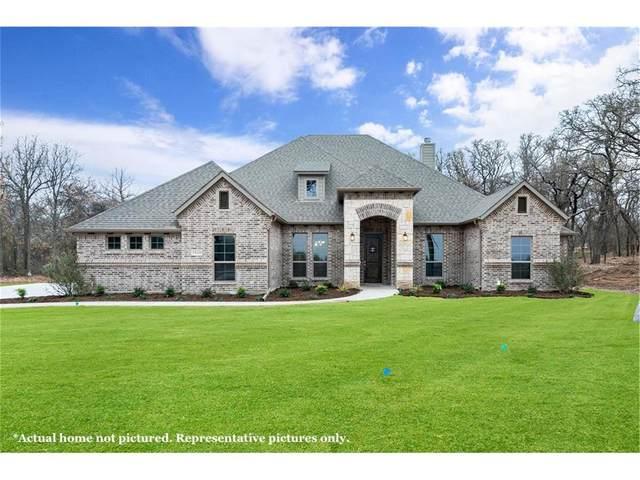 1001 Jackson Court, Peaster, TX 76088 (MLS #14526646) :: EXIT Realty Elite