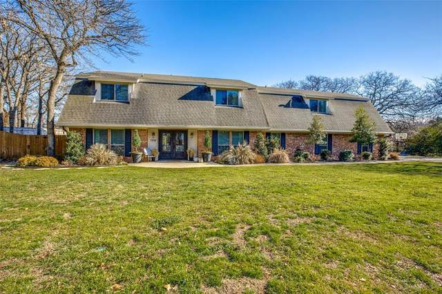 1337 Woodbrook Lane, Southlake, TX 76092 (MLS #14526652) :: The Star Team | JP & Associates Realtors