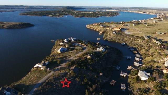 Lot 8 Bluff Creek Point, Possum Kingdom Lake, TX 76475 (MLS #14526679) :: The Star Team | JP & Associates Realtors