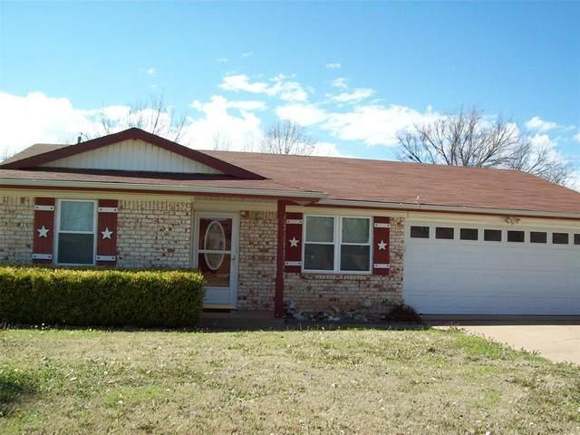 2108 SE 26th Avenue, Mineral Wells, TX 76067 (MLS #14526682) :: Team Tiller
