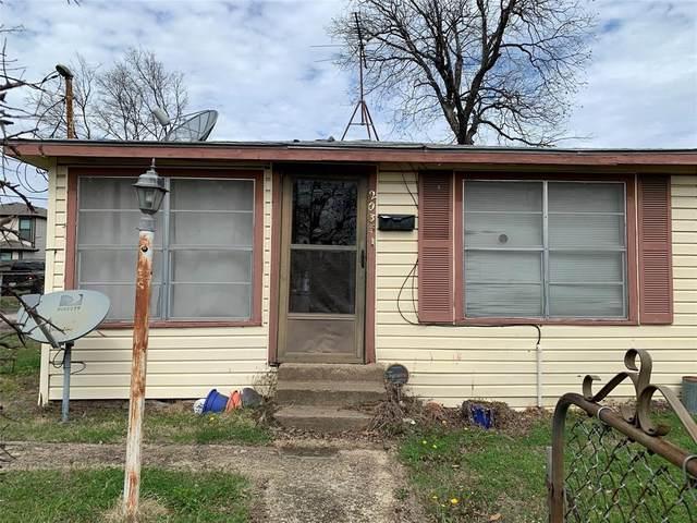 2035 Bayside Street, Dallas, TX 75212 (MLS #14526690) :: Lisa Birdsong Group | Compass