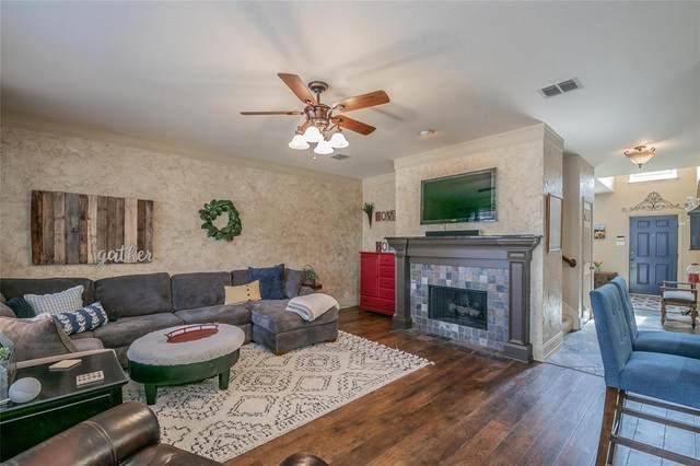 5137 Bay View Drive, Fort Worth, TX 76244 (MLS #14526696) :: The Tierny Jordan Network
