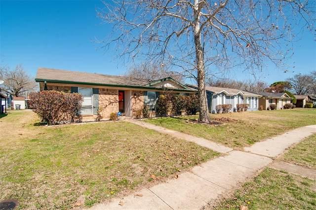 811 Roaming Road Drive, Allen, TX 75002 (MLS #14526701) :: EXIT Realty Elite