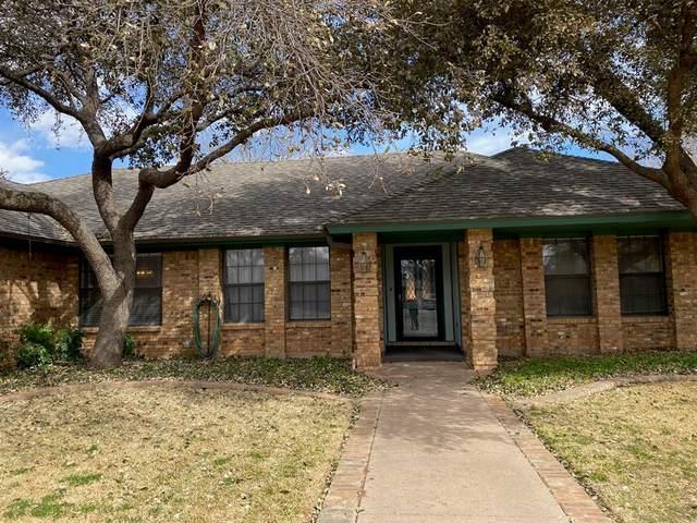 3266 Woodlake Drive, Abilene, TX 79606 (MLS #14526714) :: Results Property Group