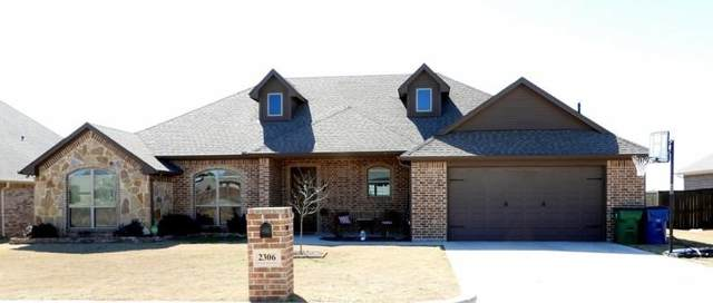 2306 Briarwood Drive, Bridgeport, TX 76426 (MLS #14526782) :: The Good Home Team