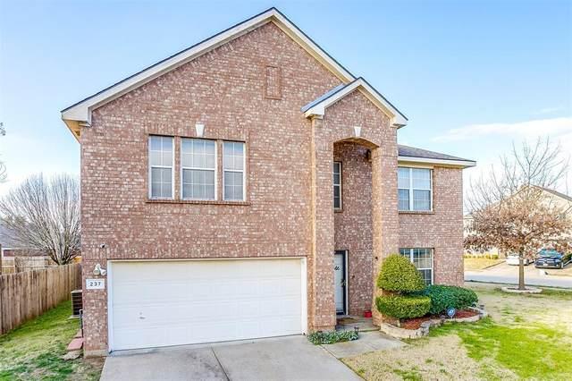 237 Lincoln Lane, Crowley, TX 76036 (MLS #14526806) :: Craig Properties Group