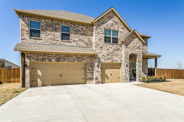 100 Sendero Oak Drive, Crowley, TX 76036 (MLS #14526844) :: Craig Properties Group