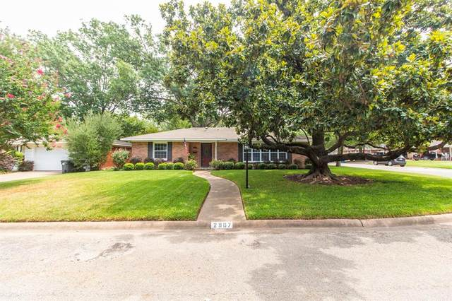 2907 Overlook Circle, Corsicana, TX 75110 (MLS #14526850) :: Team Tiller