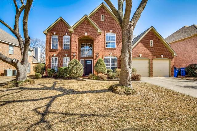4132 Crescent Drive, Flower Mound, TX 75028 (MLS #14526853) :: EXIT Realty Elite