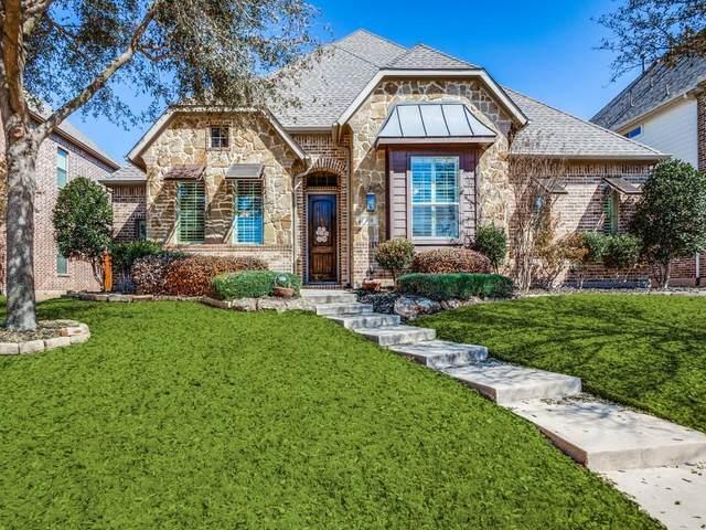 856 Falcon Trace Drive, Allen, TX 75013 (MLS #14526873) :: Lyn L. Thomas Real Estate | Keller Williams Allen