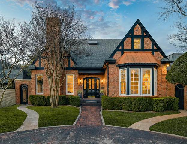 3214 Cornell Avenue, Highland Park, TX 75205 (MLS #14526890) :: Robbins Real Estate Group