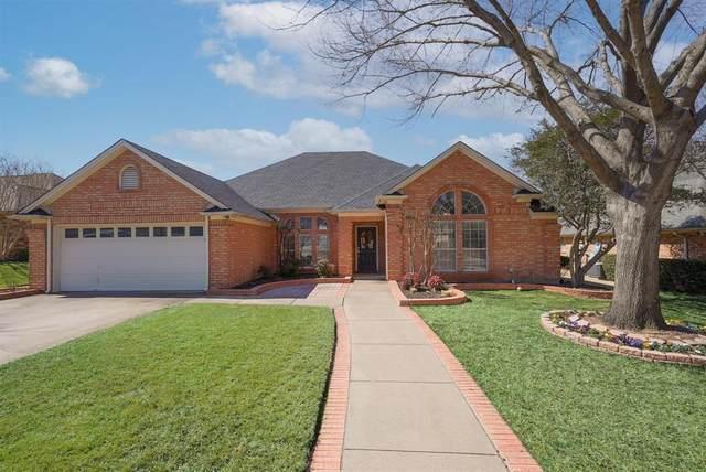 7029 Spanish Oaks Drive, North Richland Hills, TX 76182 (MLS #14526918) :: The Kimberly Davis Group
