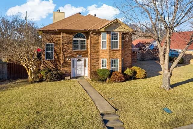 6909 Shorecrest Drive, Rowlett, TX 75089 (MLS #14526942) :: Team Hodnett