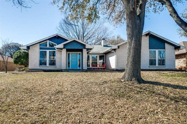 4513 Foxfire Way, Fort Worth, TX 76133 (MLS #14526988) :: The Property Guys