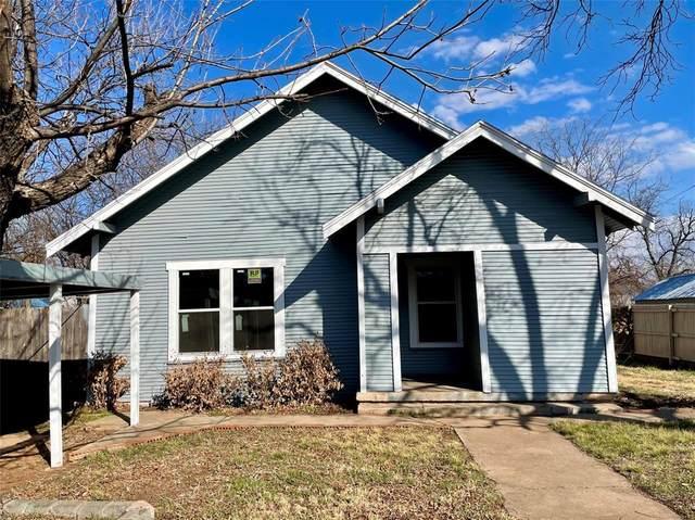 925 Palm Street, Abilene, TX 79602 (MLS #14527016) :: The Tierny Jordan Network