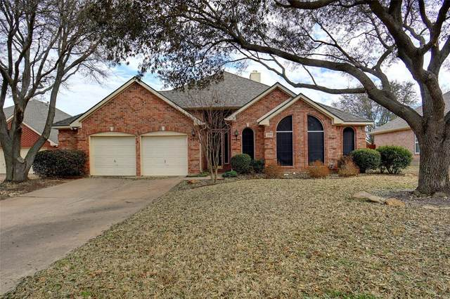 2308 Clearwood Lane, Flower Mound, TX 75028 (MLS #14527031) :: EXIT Realty Elite