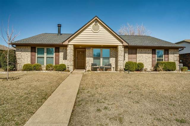 2705 El Paso Way, Mesquite, TX 75150 (MLS #14527055) :: Robbins Real Estate Group