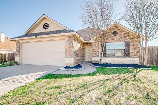121 Price Circle, Hackberry, TX 75036 (MLS #14527086) :: Real Estate By Design