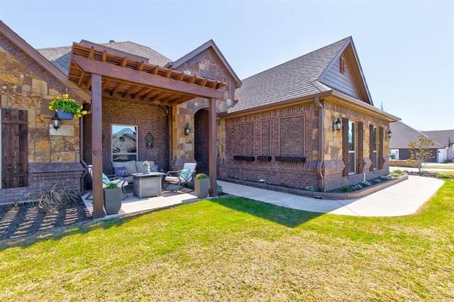 148 Hackberry Pointe Drive, Brock, TX 76087 (MLS #14527091) :: EXIT Realty Elite