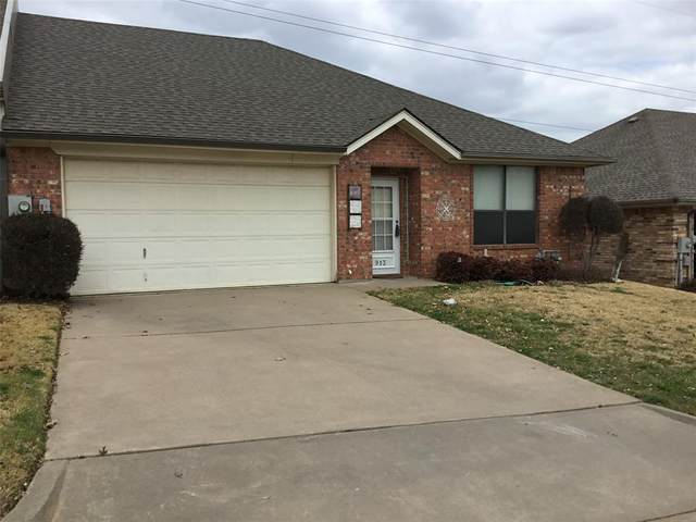 913 Heather Court, Weatherford, TX 76086 (MLS #14527100) :: Real Estate By Design