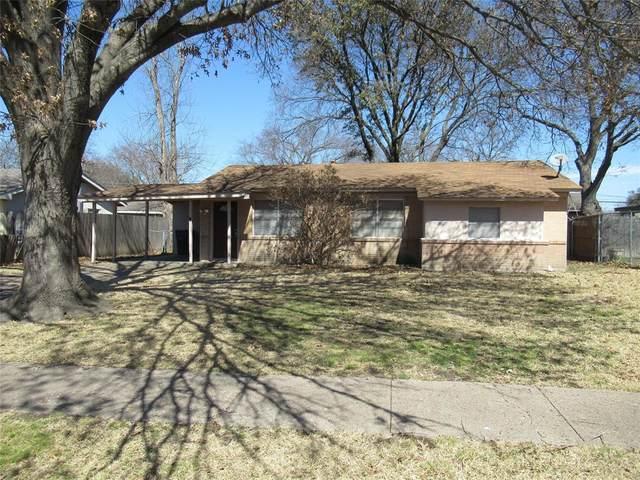 2547 Klondike Drive, Dallas, TX 75228 (MLS #14527131) :: The Star Team | JP & Associates Realtors