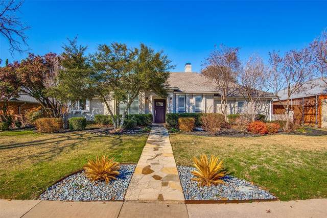 6419 Embers Road, Dallas, TX 75248 (MLS #14527143) :: The Property Guys