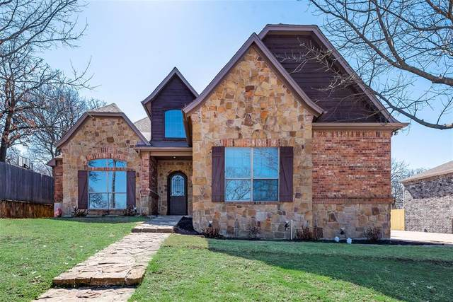 1524 Donna Lane, Bedford, TX 76022 (MLS #14527152) :: EXIT Realty Elite