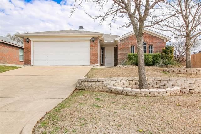 2745 Cochran Way, Fort Worth, TX 76108 (MLS #14527162) :: Bray Real Estate Group