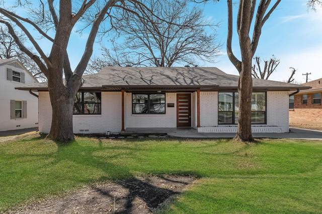 721 James Drive, Richardson, TX 75080 (MLS #14527164) :: Lyn L. Thomas Real Estate | Keller Williams Allen