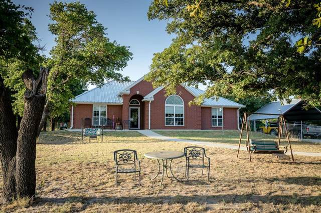 850 County Road 377, Rising Star, TX 76471 (MLS #14527167) :: Real Estate By Design