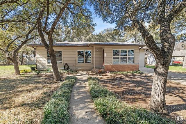4103 4th Street, Brownwood, TX 76801 (MLS #14527171) :: EXIT Realty Elite