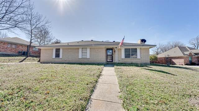 509 Trail Lake Place, Midlothian, TX 76065 (MLS #14527187) :: Real Estate By Design